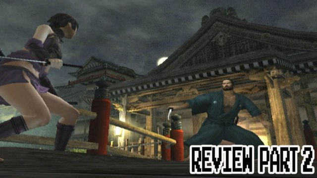 Tenchu: Shadow Assassins (Wii) Game Review Part 2
