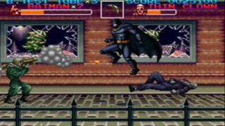 Batman Returns Game Review (Snes)