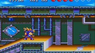 Sparkster Game Review  (SNES)