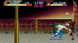Final Fight  Game Review (Snes/Wii)