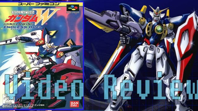 Gundam Wing Endless Duel Review