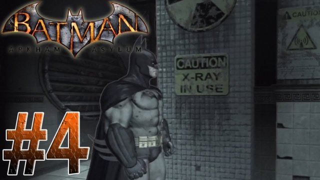 Arkham Asylum - Paging Doctor Wayne! Batman Arkham Asylum Part 4