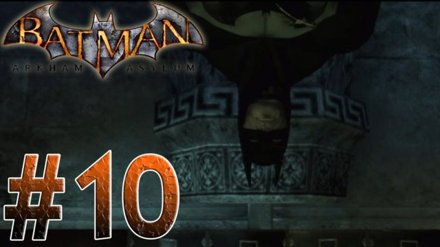 Arkham Asylum - Looking for Dr Young! Batman Arkham Asylum Part 10