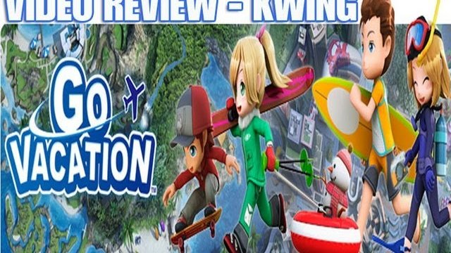 Go Vacation Wii Review