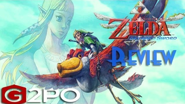 The Legend of Zelda: Skyward Sword Review
