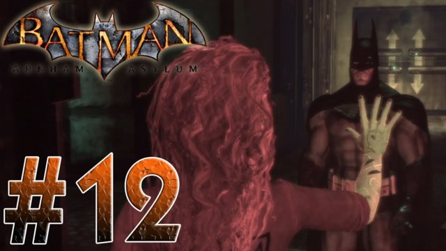 Arkham Asylum - The Missing Warden! Batman Arkham Asylum Part 12