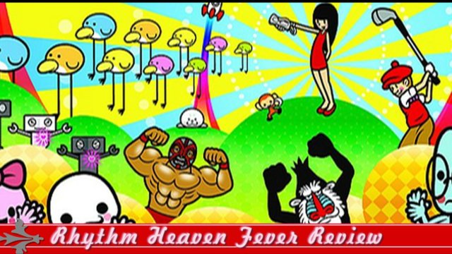 Rhythm Heaven Fever Review