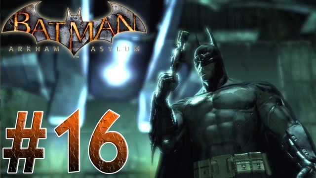 Arkham Asylum - Joker's Lab meets the Batwing! Batman Arkham Asylum Part 16