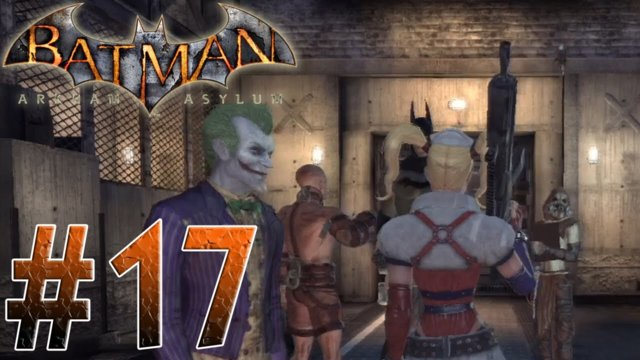 Arkham Asylum - Dreams in Darkness! Batman Arkham Asylum Part 17