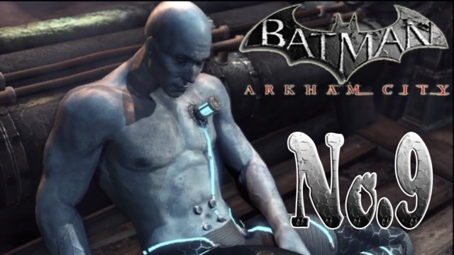 BATMAN ARKHAM CITY - The Dark Knight fails