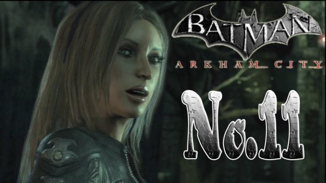 BATMAN ARKHAM CITY - The search for Ra's