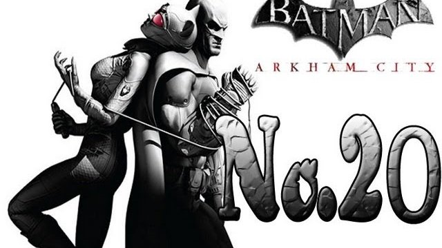 BATMAN ARKHAM CITY - The Strange Secret of Bruce Wayne