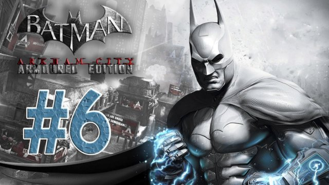 Batman arkham city - Armored Edition Wii U Walkthrough Part 6! The old Subway