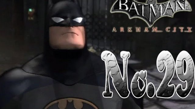 Batman arkham city - I Am Vengeance, I Am the Night!