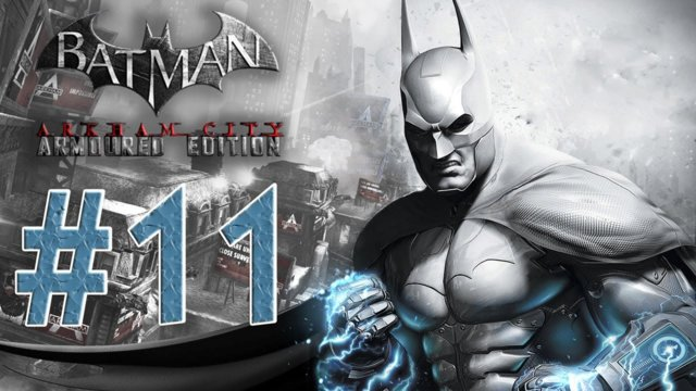 Batman arkham city - Armored Edition Wii U Walkthrough Part 11! Ra's Al Ghul Boss Battle