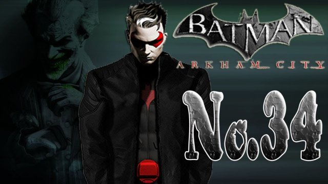 Batman arkham city - The Joker's Carnival DLC & Jason Todd discussion