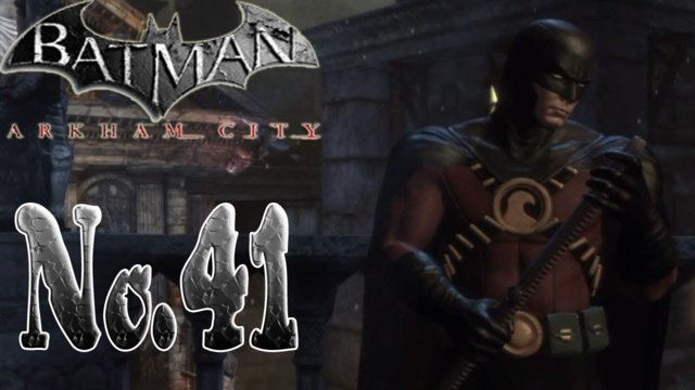 Batman arkham city - Red Robin Extreme Challenge Maps