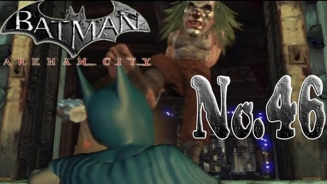 Batman arkham city - Hammer Storm Migraine! New Game +