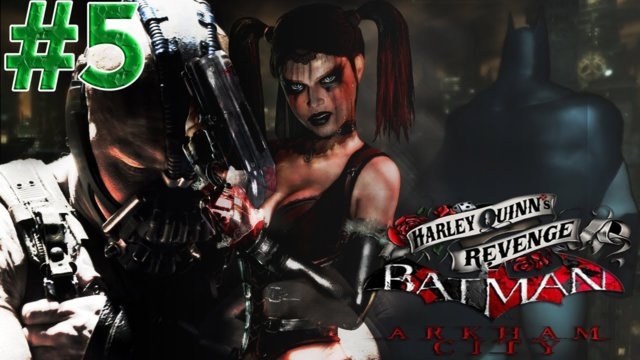 Batman arkham city - Easter Eggs and Bane discussion
