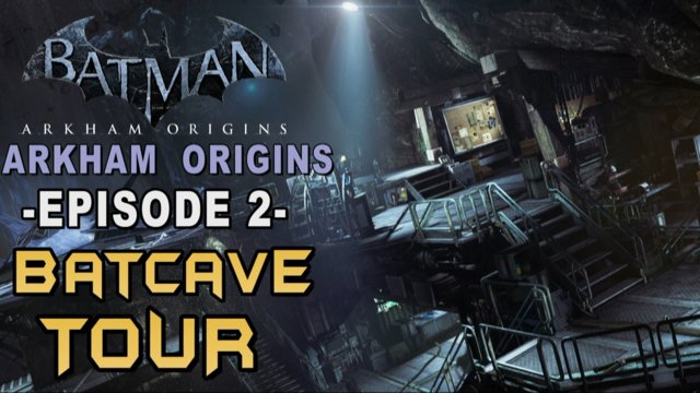Batman: Arkham Origins - Walkthrough Part 2 The Batcave & GCR's Enigma!