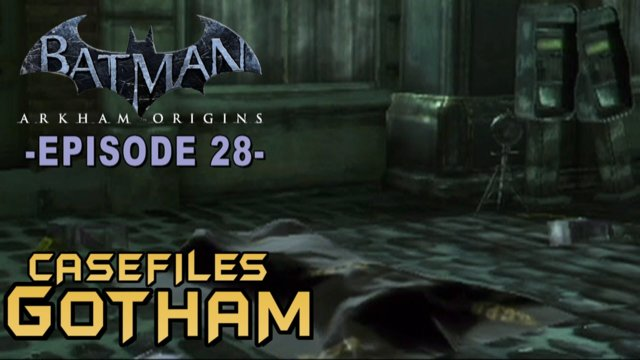 Batman Arkham Origins - Walkthrough Part 28 Jezebl & Conventry Crime Scene Investigations