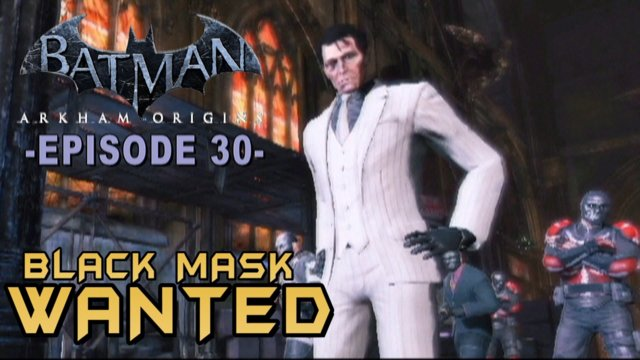Batman Arkham Origins - Walkthrough Part 30 Black Mask Most Wanted Drug Stashes & Lore
