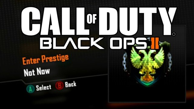 BLACK OPS 2: WHAT HAPPENS WHEN YOU PRESTIGE