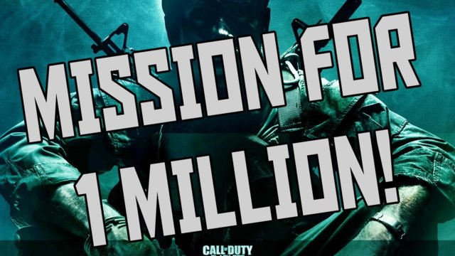 The Mission To 1 Million CoD Points!