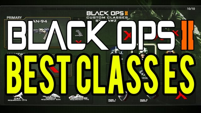 "Black Ops 2 Best Create A Class 3.0 ""Pick 10"" Setups To Rank Up Fast - Episode 1"