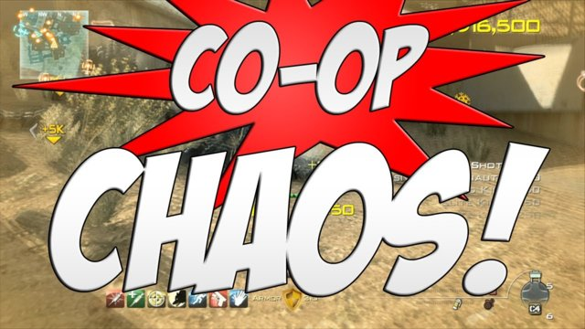 Co-Op Chaos Mode Attempt 1!