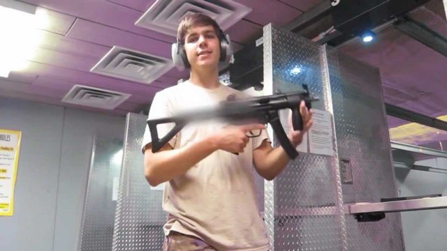 REAL LIFE MODERN WARFARE - MP5K!!