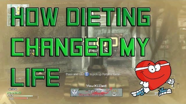How Dieting Changed My Life