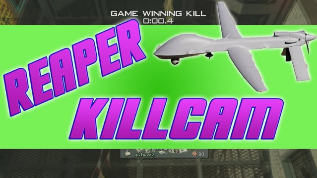 My Luckiest Reaper Kill (44-1 TDM!!)