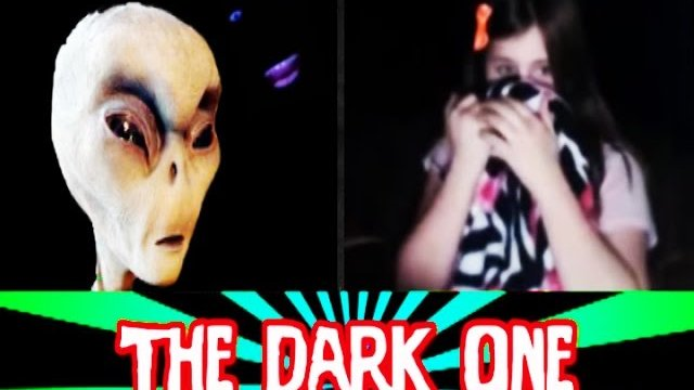The Dark One | IT'S AN ALIEN!!! - Omegle