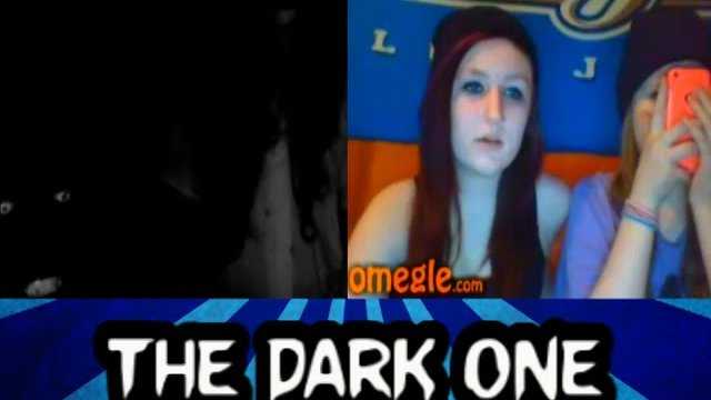 The Dark One | I'M STILL SCARED - Omegle