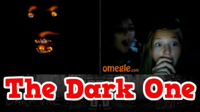 The Dark One | I'M ON FIRE - Omegle Scares