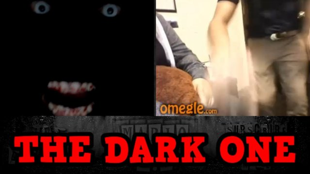 TDO | MY FAVORITE COLOR IS BLOOD - Omegle Scare