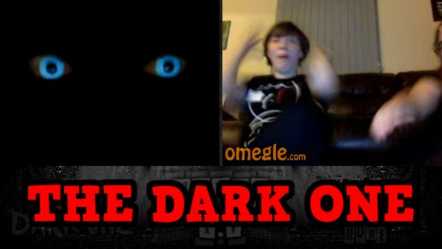 The Dark One | YOU LOOK LIKE THE GREEN GOBLIN - Omegle Scare