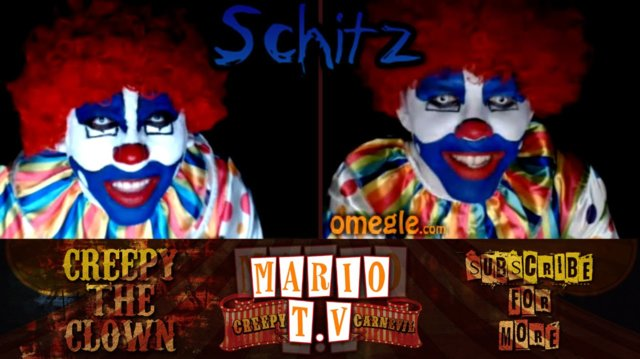 Schitz | TWO MINDS ONE CLOWN - Omegle