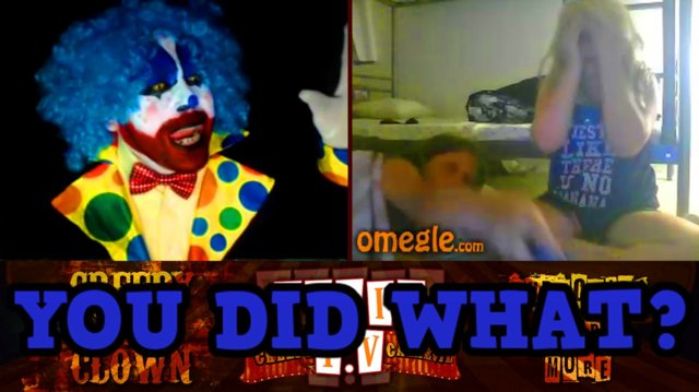 The Ringmaster | YOU DID WHAT TO MY MOMMA? - Omegle Scare