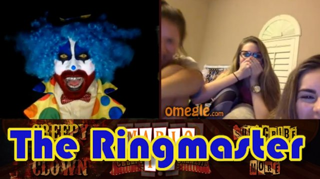 The Ringmaster | SAVAGE GIRL FARTS ON OMEGLE