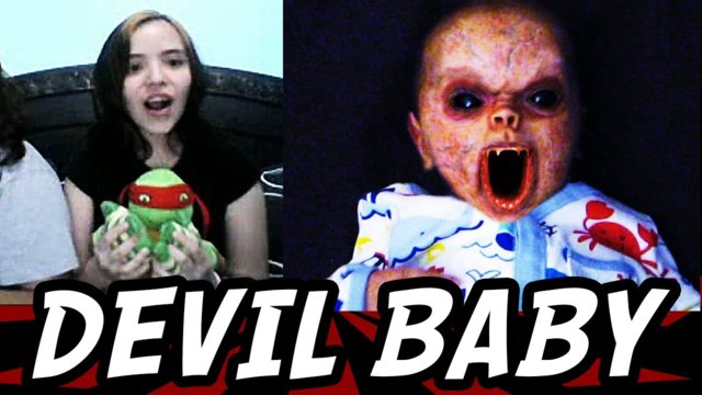 Devil Baby Prank on Omegle