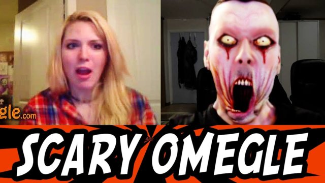 Scary Prank on Omegle 12 - Scared & Scared AGAIN