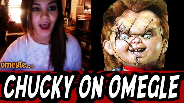 Chucky goes on Omegle!