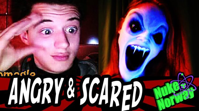 Angry & Scared on Omegle