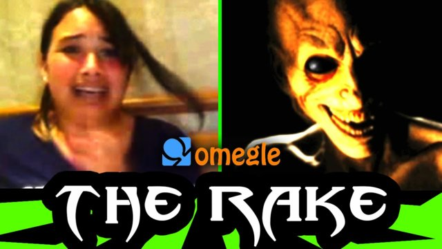 The Rake Goes on Omegle ! SCARY!