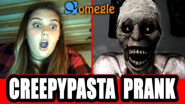 Russian Sleep Experiment Prank - Scary Monster on Omegle