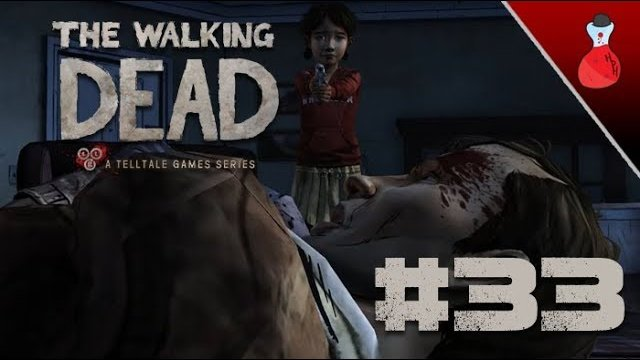 Saving Clementine | The Walking Dead Let's Play #33