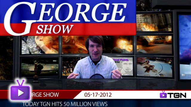 ★ The George Show - 50 Million Views in One Channel - TGN Central!