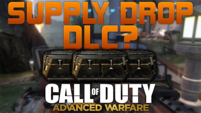 "Call of Duty: Advanced Warfare - ""SUPPLY DROP DLC?"" - ""ADVANCED WARFARE MICROTRANSACTIONS"""